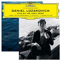 NONE BUT THE LONELY HEART/ DANIEL LOZAKOVICH, VLADIMIR SPIVAKOV [차이코프스키: 바이올린 협주곡, 그리운 고향생각 - 로자코비치, 스피바코프]