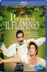 IL FLAMINIO/ OTTAVIO DANTONE [페르골레지: 일 플라미니오]
