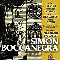 SIMON BOCCANEGRA/ FRANCESCO MOLINARI-PRADELLI [베르디: 시몬 보카네그라]