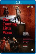 THE CUNNING LITTLE VIXEN/ SEIJI OZAWA [야나첵: 교활한 새끼 암여우]