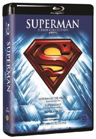���۸� �ڽ� [Superman: 5 Film Collection]