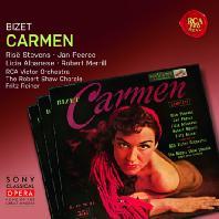 CARMEN/ FRITZ REINER [SONY CLASSICAL OPERA] [비제: 카르멘]