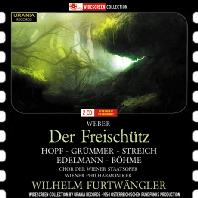 DER FREISCHUTZ/ WILHELM FURTWANGLER [베버: 마탄의 사수]