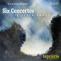 SIX CONCERTOS: IN SEVEN PARTS/ CAPRICCIO