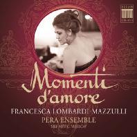MOMENTI D'AMORE/ MEHMET C. YESILCAY [프란체스카 롬바르디 마출리: 사랑의 순간 - 몬테베르디,스트로치,팔코니에리 등의 성악곡과 기악곡]
