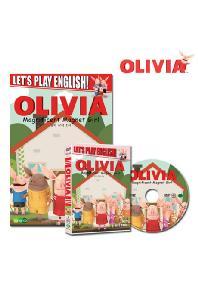 올리비아 시즌 2: 슈퍼 자석 소녀 [DVD+BOOK] [OLIVIA SEASON 2: MAGNIFICENT MAGNET GIRL]