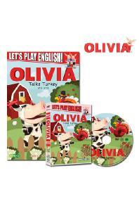 올리비아 시즌 3: 고르륵 고르륵 [DVD+BOOK] [OLIVIA SEASON 3: TALKS TURKEY]