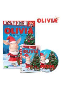 올리비아 시즌 5: 크리스마스 선물 [DVD+BOOK] [OLIVIA SEASON 5: CHRISTMAS SURPRISE]