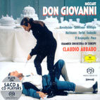 DON GIOVANNI/ CLAUDIO ABBADO (SACD HYBRID)