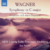 SYMPHONY IN C MAJOR/ JUN MARKL [바그너: 교향곡 C장조 & E장조(일부) ]