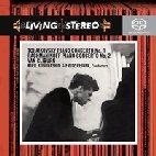 PIANO CONCERTO/ VAN CLIBURN, FRITZ REINER [SACD HYBRID] [LIVING STEREO]