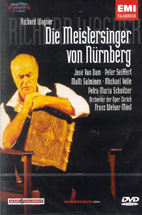 DIE MEISTERSINGER VON NURNBERG/ FRANZ WELSER-MOST [바그너 뉘른베르크의 명가수/ 벨저-뫼스트]