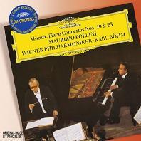 PIANO CONCERTOS NOS.19 & 23/ MAURIZIO POLLINI, KARL BOHM [THE ORIGINALS] [모차르트: 피아노 협주곡 19, 23번 - 폴리니, 칼 뵘]