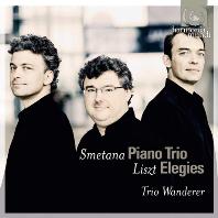 PIANO TRIO/ TRIO WANDERER [스메타나: 피아노 트리오 - 반더러 트리오]