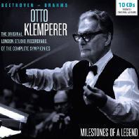 THE COMPLETE SYMPHONIES/ OTTO KLEMEPER [오토 클렘페러: 베토벤 & 브람스 교향곡 전집]