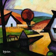THE COMPLETE SOLO PIANO MUSIC VOL.2/ MARTIN ROSCOE [도흐나니: 솔로 피아노 작품집 VOL.2]