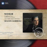SYMPHONY NO.5/ JOHN BARBIROLLI [WARNER MASTERS] [말러: 교향곡 5번 - 바비롤리]