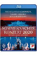 2020 SUMMER NIGHT CONCERT/ JONAS KAUFMANN, VALERY GERGIEV [2020 빈 필하모닉 여름밤 콘서트 - 발레리 게르기예프, 요나스 카우프만]
