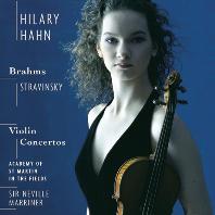 VIOLIN CONCERTOS/ HILARY HAHN
