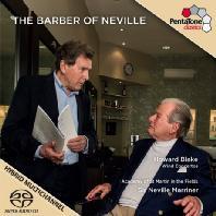THE BARBER OF NEVILLE: WIND CONCERTOS/ NEVILLE MARRINER [SACD HYBRID]