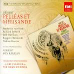 PELLEAS ET MELISANDE/ HERBERT VON KARAJAN [+CD ROM]