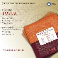 TOSCA/ VICTOR DE SABATA [BONUS CD-ROM]