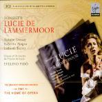 LUCIE DE LAMMERMOOR/ EVELINO PIDO [+CD ROM]