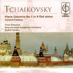 PIANO CONCERTO NO.1 ETC/ PETER DONOHOE, RUDOLF BARSHAI