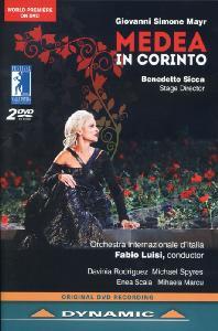 MEDEA IN CORINTO/ FABIO LUISI [마이르: 코린토의 메데아] [한글자막]