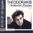 SADDUZAER-PASSION/ HANS-PETER FRANK