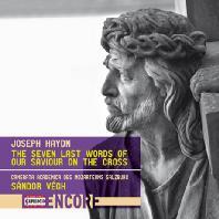 THE SEVEN LAST WORDS OF OUR SAVIOUR ON THE CROSS/ SANDOR VEGH [하이든: 십자가에 달리신 우리 구주의 마지막 일곱 말씀 - 산도르 베그]