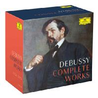 COMPLETE WORKS [22CD+2DVD] [드뷔시 작품 전집]