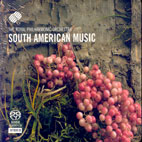 SOUTH AMERICAN MUSIC/ THE ROYAL PHILHARMONIC ORCHESTRA [SACD HYBRID]