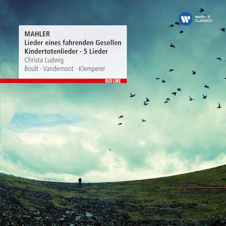 LIEDER EINES FAHRENDEN GESELLEN/ CHRISTA LUDWIG, ADRIAN BOULT [RED LINE]