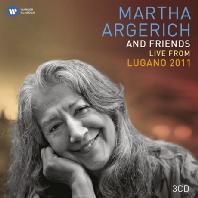 LUGANO 2011: LIVE FROM MARTHA ARGERICH AND FRIENDS [마르타 아르헤리치: 루가노 페스티벌 2011]