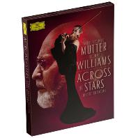 ACROSS THE STARS/ JOHN WILLIAMS [CD+DVD] [존 윌리엄스: 작품집 - 안네 소피 무터] [딜럭스반]