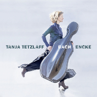 SUITES FOR CELLO/ TANJA TETZLAFF [바흐: 무반주 첼로 모음곡 4, 5, 6번 & 엔케: 소품집 - 탄야 테츨라프]