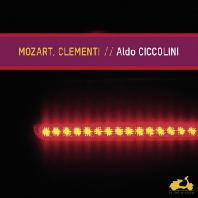 PIANO SONATAS, FANTASY/ ALDO CICCOLINI [모차르트: 피아노 소나타, 환상곡 &  클레멘티: 피아노 소나타]
