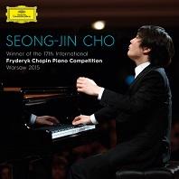 CHOPIN PIANO COMPETITION: WARSAW 2015 [쇼팽: 콩쿠르 우승 실황앨범]