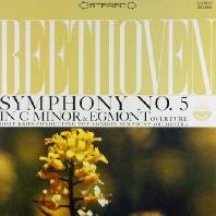 SYMPHONY NO.5 & EGMONT/ JOSEF KRIPS [SACD HYBRID] [EVEREST] [베토벤 교향곡 5번 '운명' & 에그몬트 서곡]