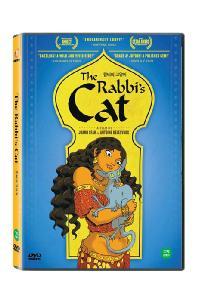 랍비의 고양이 [THE RABBI'S CAT]