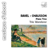 PIANO TRIOS/ TRIO WANDERER [라벨: 피아노 트리오 - 반더러 트리오]