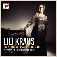 PLAYS MOZART PIANO CONCERTOS: THE COMPLETE COLUMBIA RECORDINGS 1965-1966 [릴리 크라우스: 모차르트 피아노 협주곡 전집] [한정반]