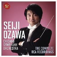 THE COMPLETE RCA RECORDINGS [세이지 오자와/시카고 심포니 오케스트라]