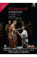 L`ORFEO/ LES ARTS FLORISSANTS, PAUL AGNEW [DVD+BD] [몬테베르디: 오르페오 전곡 - 레자르 플로리상, 폴 애그뉴]