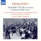 ALEXANDE NEVSKY/ LIEUTENANT KIJE/ EWA PODLES/ JEAN-CLAUDE DASADESUS