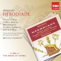 HERODIADE/ MICHEL PLASSON [BONUS CD] [마스네: 에로디아드]