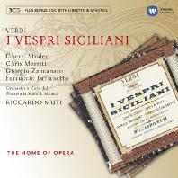 I VESPRI SICILIANI/ RICCARDO MUTI [BONUS CD] [베르디: 시칠리아의 저녁기도] [EMI THE HOME OF OPERA]