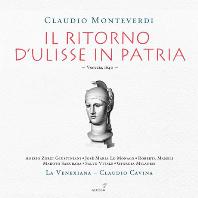 IL RITORNO D`ULISSE IN PATRIA/ CLAUDIO CAVINA