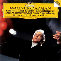 ORCHESTRAL WORKS/ HERBERT VON KARAJAN [UHQCD] [바그너: 트리스탄과 이졸데, 탄호이저, 뉘른베르크의 명가수 - 카라얀]